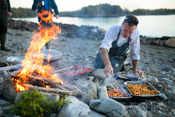 Instead of an Italian foodie holiday, try Wines and Islands, a culinary adventure in the Mediterranean style islands of the Salish Sea.