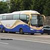Ulsterbus 2051, East Wall Rd Dublin, 25-07-2016