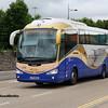 Ulsterbus 2056, East Wall Rd Dublin, 25-07-2016