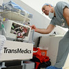 Machine is called Trans Medics, Liver Transplant Perfusion, OCS™ Organ Care System, It is a portable perfusion and monitoring system that maintains the organ in a near physiologic state. The system enables surgeons to per fuse and monitor the organ between the donor and recipient sites. Marwan Abouljoud