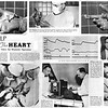 Detroit Free Press Newspaper article, 'New Help for the Heart';