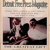 The Greatest Gift, Detroit Free Press Magazine, May 23, 1993