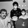 Heart & Transplant. Chuck VanRobays, Jan 8 1987