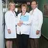 Transplant team, Dr. Kimberly Brown