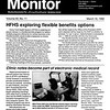 Monday Monitor featuring electronic medical records