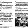 Monitor article on the Sterling Heights Emergency Department