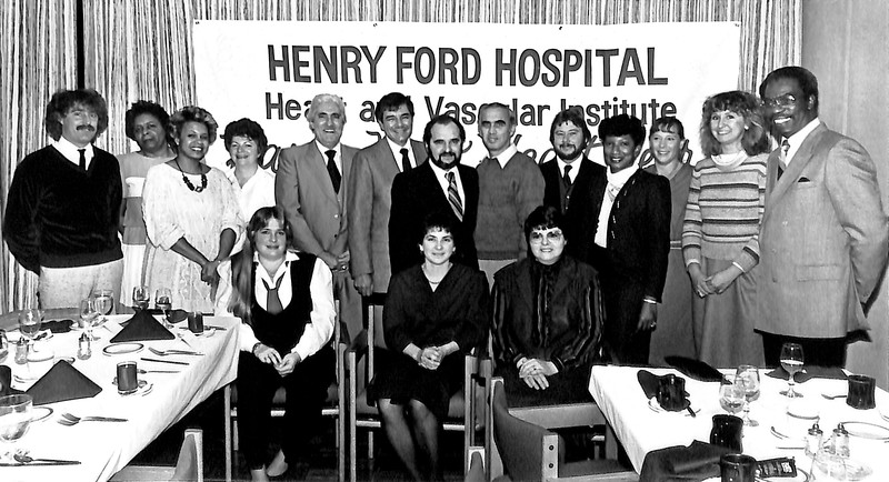 Heart and Vascular Institute patients