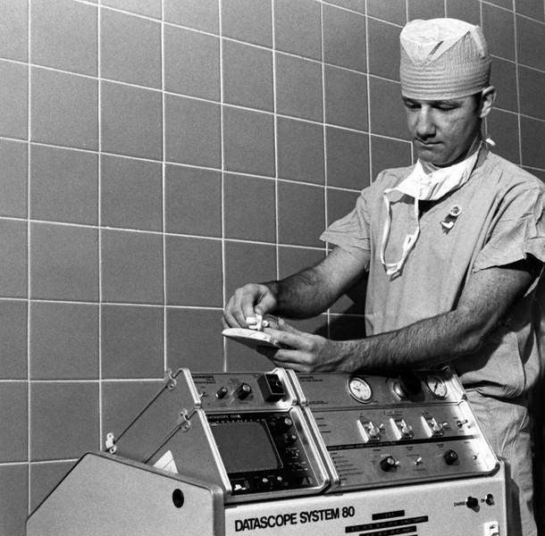 Dr. Donald J. Magilligan Jr. in Surgery