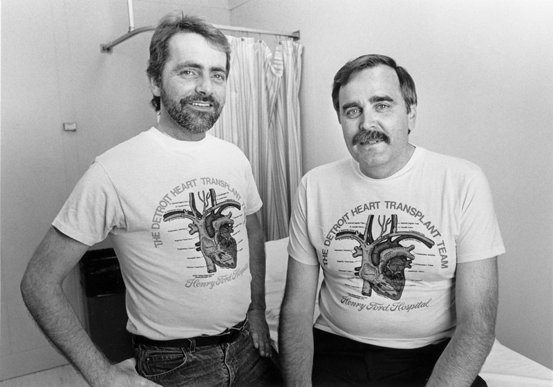Henry Ford Hospital heart transplant patients