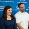 Press event where we introduce donors and recipients from the Living Donor Kidney Transplant Chain Press Conference