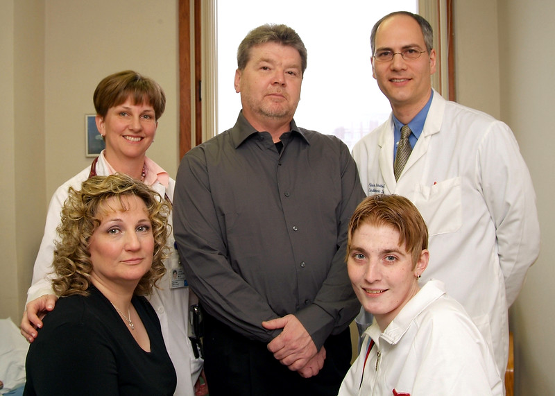 Henry Ford doctors perform a lifesaving double-lung transplant on a 22-year-old with cystic fibrosis – the youngest patient to undergo a lung transplant. – 2006 (not sure if we were 1st  in MI) Doctors, Lisa Allenspach, Alvise Bernabei