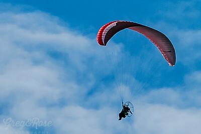 A Plane or Parachute ???