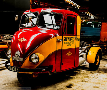 Scammell Scarab 1956
