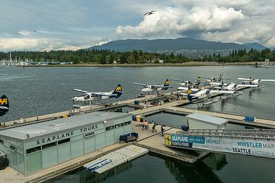 Seaplane Base Vancouver