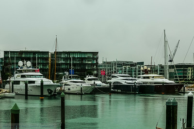 Feeling Rich,  these boats belong to seriously wealthy owners.