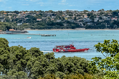 Seaflight Ferry from Waiheke Island