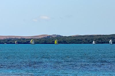 Race to Kawua Island