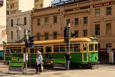 City Circle Tram   Free Tourist Tram