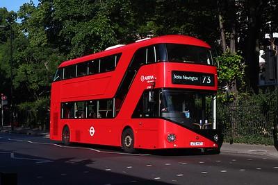 TfL London Bus Operator (UPDATE 25.12.2016)