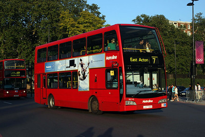 Scania N230UD East Lancs Olympus (TfL Red)