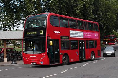ADL Enviro 400 ex First London (TfL Red)