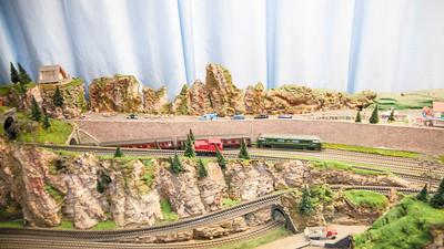 Mevagissey Model Railway