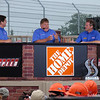 NASCAR Race Day set with Roberts......Spencer and Wallace.