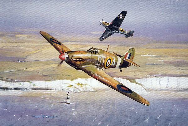 RAF Hurricanes