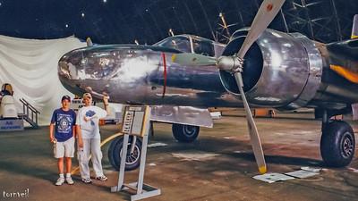 1999-08 Tillamook Air Museum