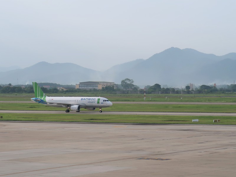 Bamboo Airways at Noi Bai International Airport