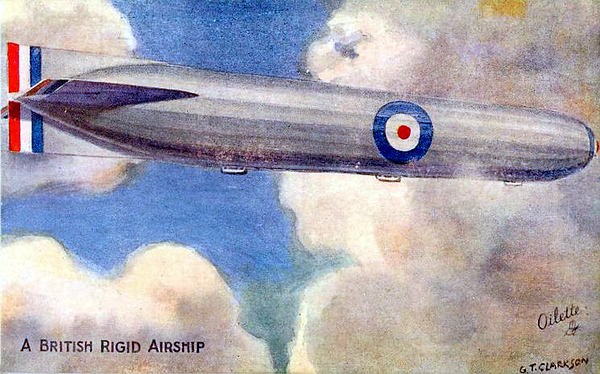 British Rigid Airship