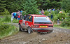Talbot Sunbeam in the Argyll Rally at Bishop's Glen in Dunoon - 24 June 2017