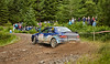 Subaru Impreza at the Argyll Rally - 24 June 2017