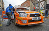 Subaru Impreza at the Argyll Rally - Dunoon - 24 June 2017