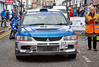 Mitsubishi	Evo 9 at the Argyll Rally at Dunoon - 24 June 2017