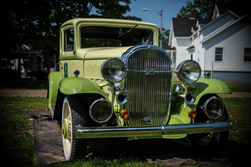 Buick older classic car