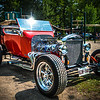 Old Ford sport car