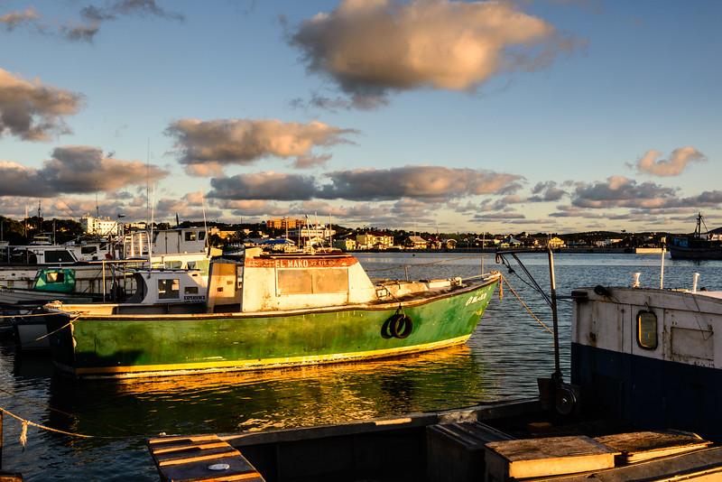 Fishing Boats, Saint John's Harbour, Antigua