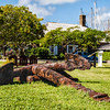 Rusty Anchor, Nelson's Dockyard, English Harbour, Antigua