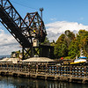 Hiram M Chittenden Locks, Lake Washington Ship Canal, Ballard, Seattle, Washington