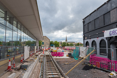 Wolverhamton City Centro Metro Extension