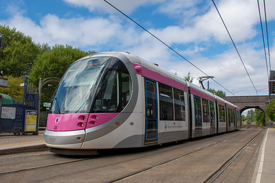WMM Tram 22, The Hawthorms
