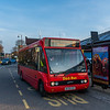 D&G Bus Optare Solo 143 - Rail replacement bus