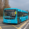 Arriva Midlands 3739 Plaxton Centro YJ57AZR