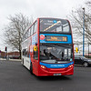 SN64 OCZ, West Bromwich Bus Station
