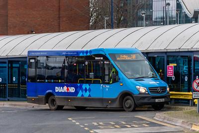 21213, West Bromwich Bus Station