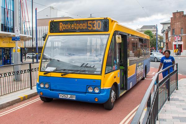 V252JRR Banga Buses
