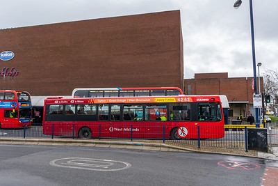 West Midlands Bus branding - West Bromwich bus station