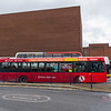 West Midlands Bus branding - West Bromwich bus station
