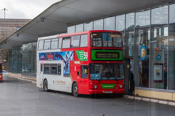 4560, Wolverhampton Bus Station